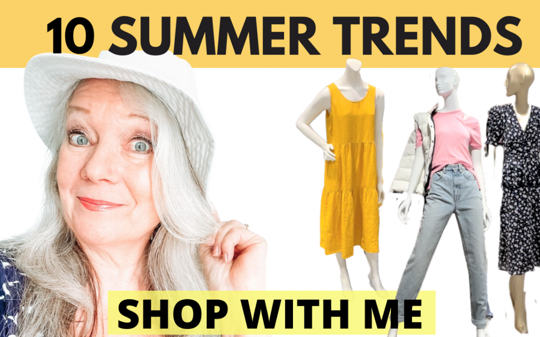 10 Summer 2021 Trends I Found in Stores