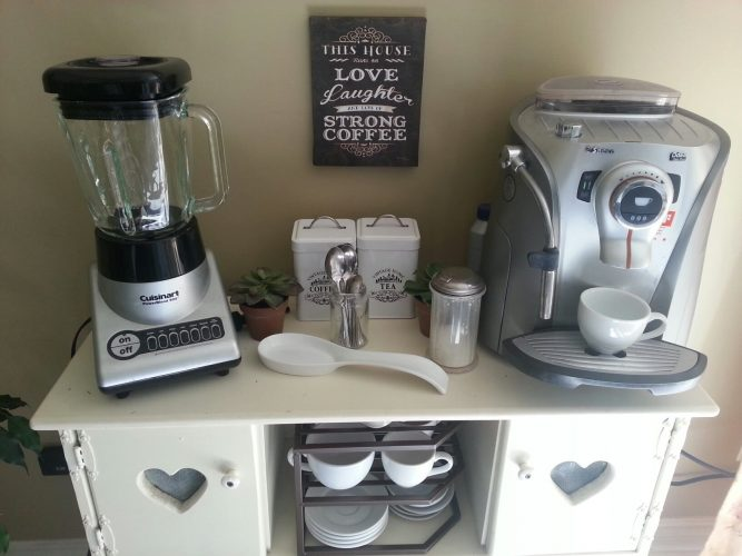 Start your own Personal Cafe and Smoothie Shop at Home
