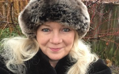 Cold Climates Call for Big Furry Hats
