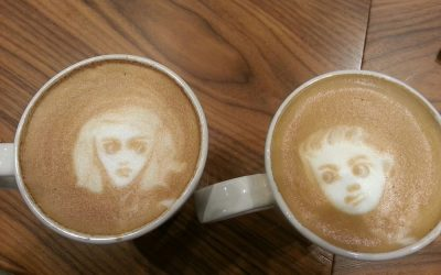 Even Going out for a Coffee can be Awesome!