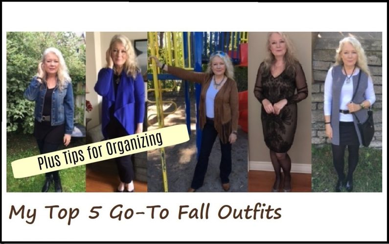 My Top 5 Go-To Fall Fashion Outfits