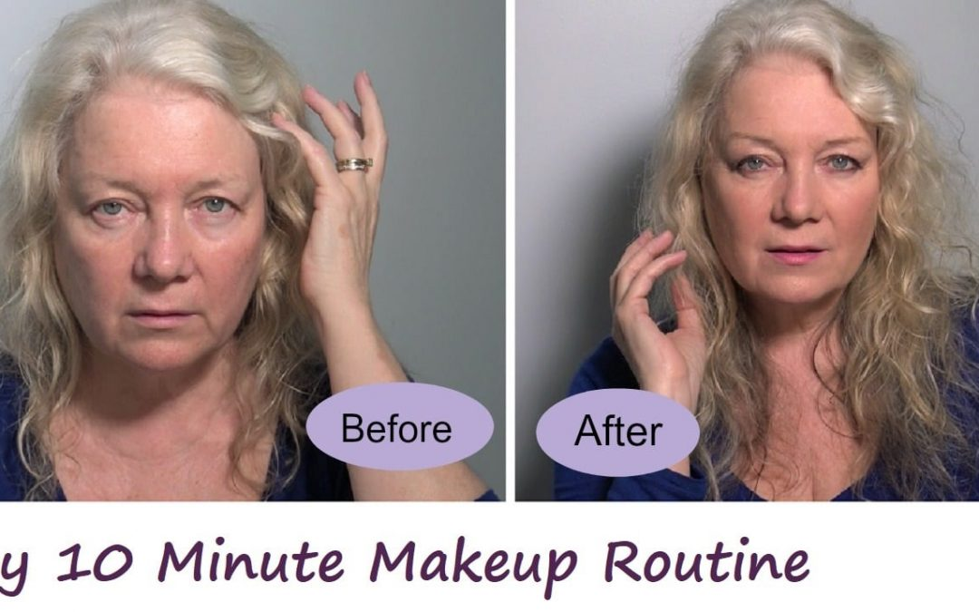My 10 Minute Make-up Routine