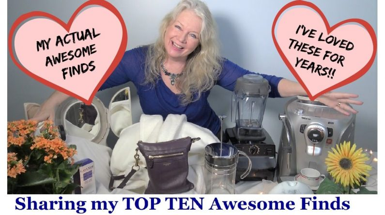 Here's Where You Can Find My 10 Most Awesome Things
