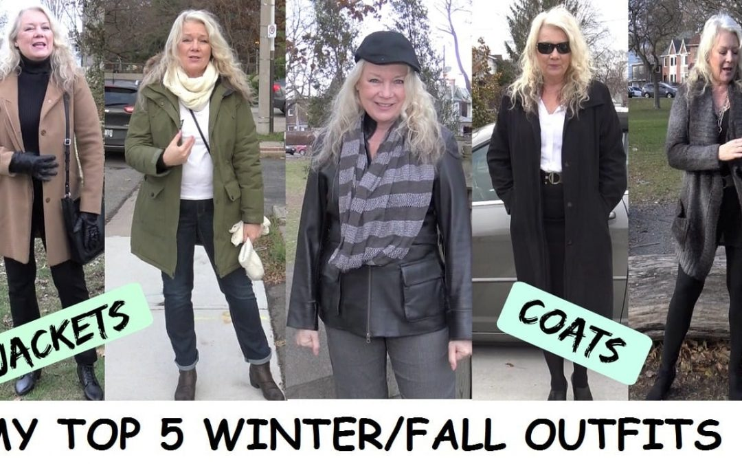 Finding Similar Styles to my TOP 5 WINTER OUTFITS for Women over 50