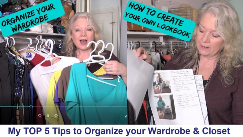 My TOP 5 Tips to Organizing your Closet and Wardrobe