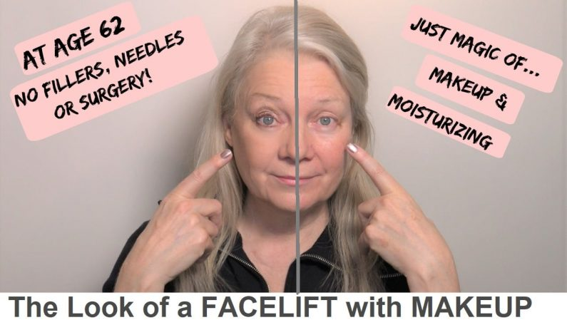 The Look of a Facelift by Makeup