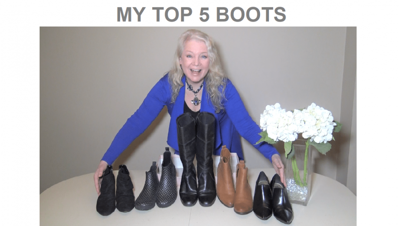 My Top 5 Boots & Ankle Booties