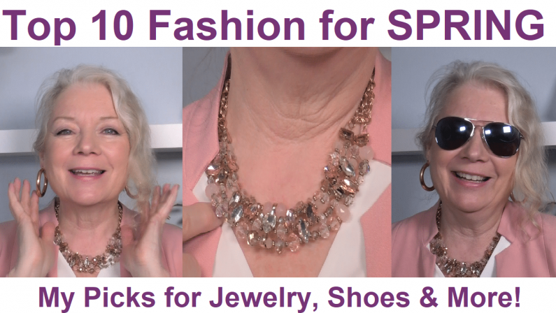 My Top 10 Finds for My Spring Wardrobe
