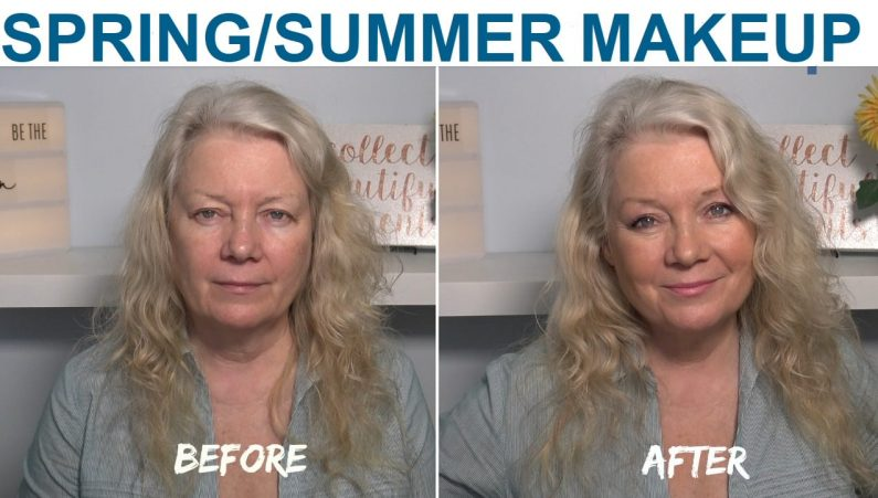 Spring/Summer Makeup using Sunscreen & other Tips