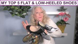 My Top 5 Flat & Low Heeled Shoes