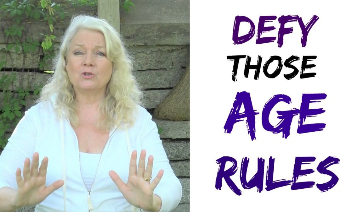 Defy the Age Style Rules! My Personal Top 5 Rule-Breakers