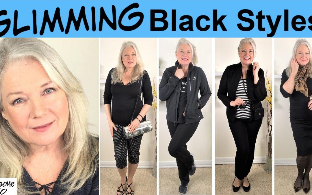 Slimming Black Styles