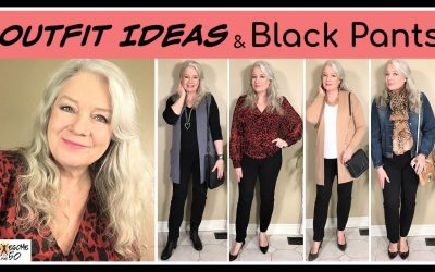 5 Outfits for Black Pants