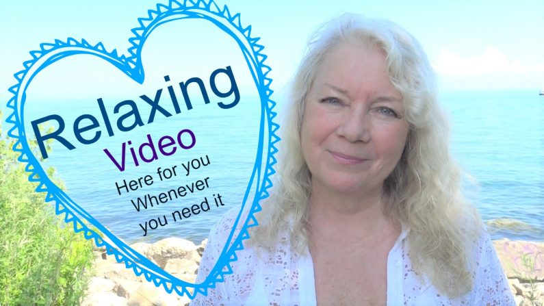 Relaxing, Calming Video We Made for You… Available anytime you need it
