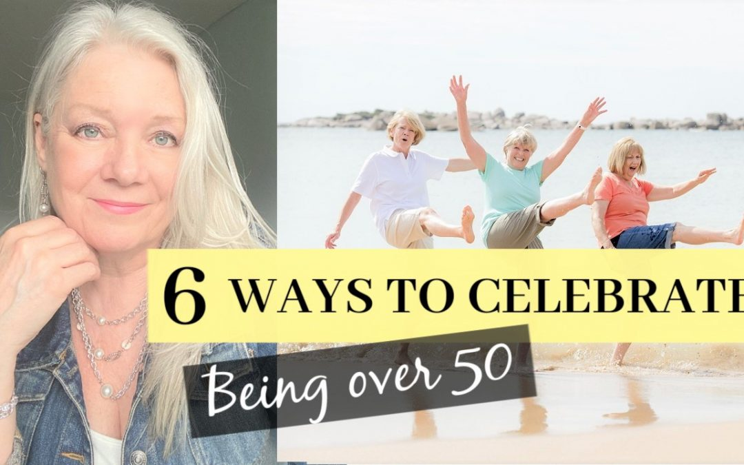 6 Things to Cheer About if You're Over 50
