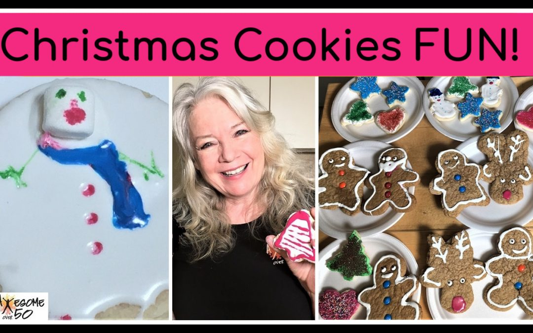 Christmas Cookie Creations