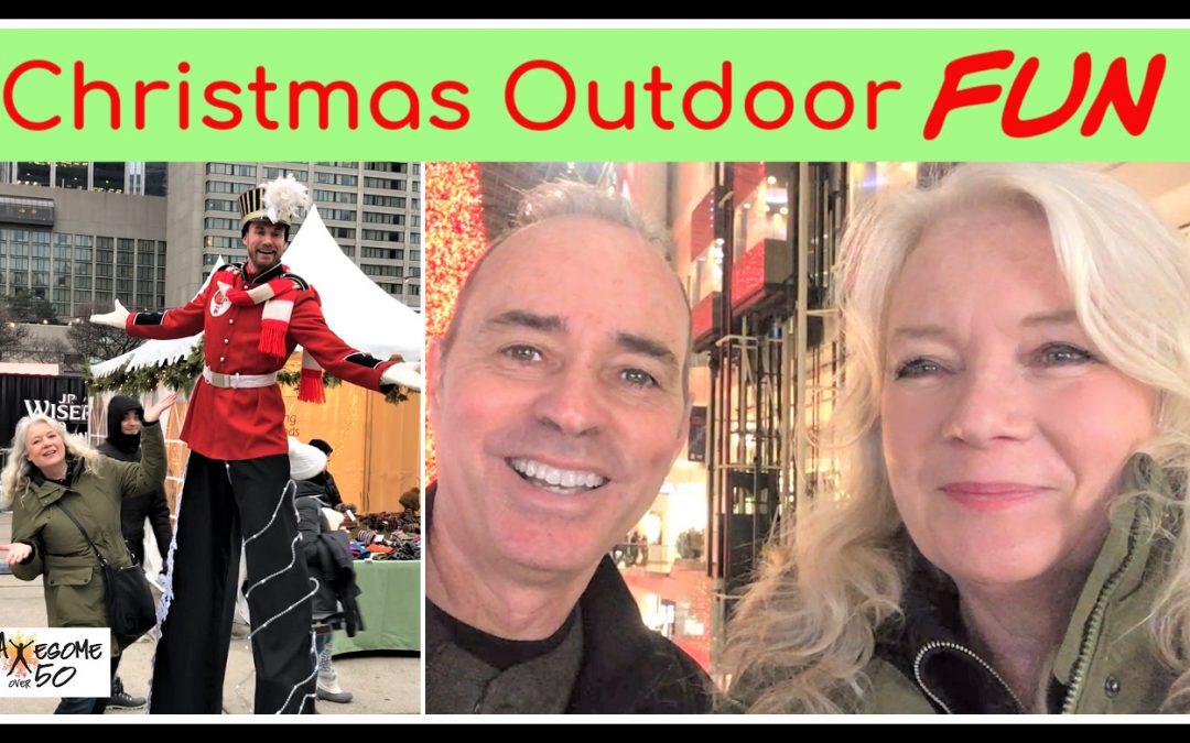 Christmas Festival & Market Fun!