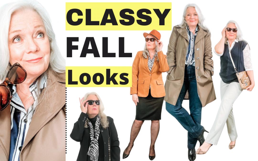 Classy Elegant Chic Fall Fashions 2021