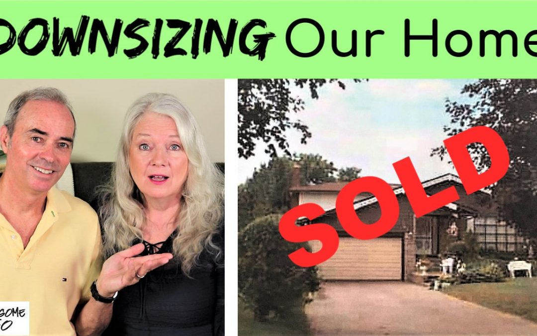 Downsizing our Home, What we Learned