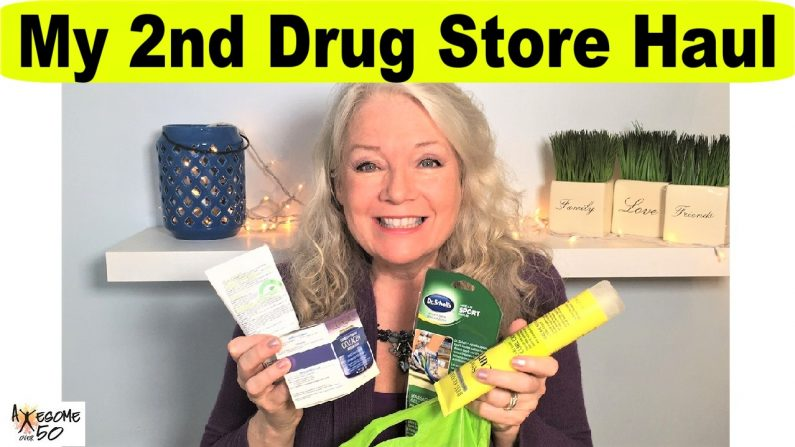 2nd Drug Store Haul