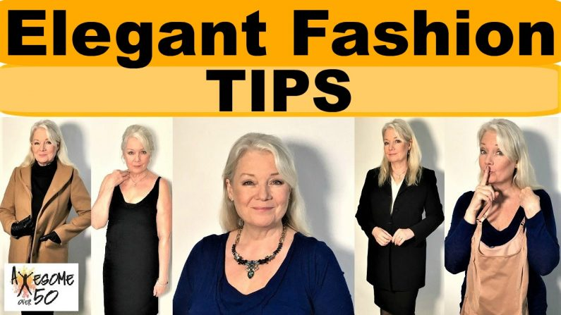 7 Tips to Make Your Fashion Style a Bit More Elegant