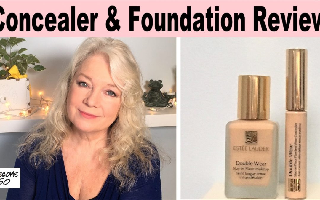 Concealer, Foundation Application & Estee Lauder Review