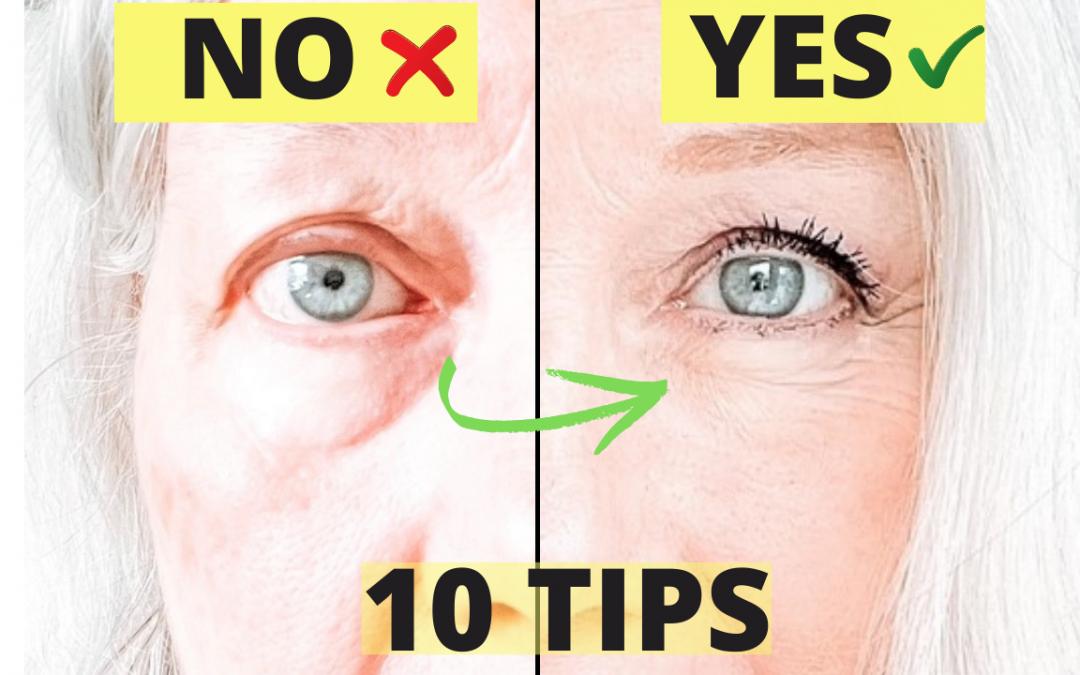 Help for Dark Circles & Under Eye Bags
