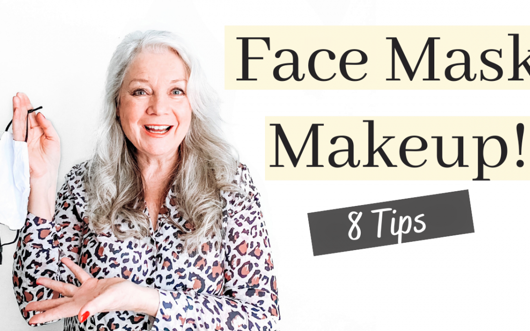 Makeup for Wearing a Face Mask ( 8 Tips )