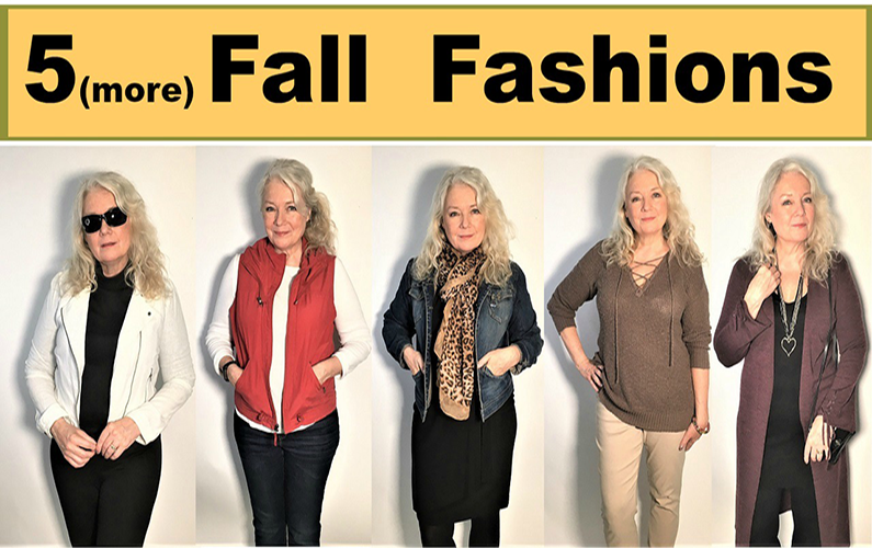 Fall Fashion Ideas for 2018