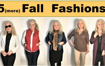 Fall Fashion Ideas for 2018
