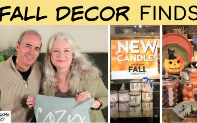 Decorating & Shopping for Fall Decor