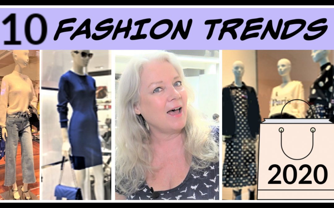 10 Fashion Trends for 2020