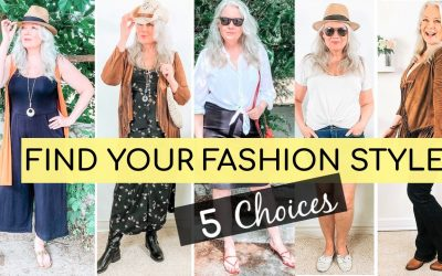 Find Your Fashion Style (5 Themes)