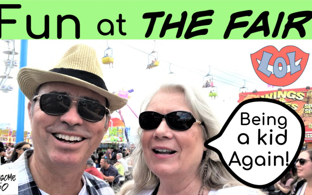 Fun at the Fair (Rides, Food, More!)