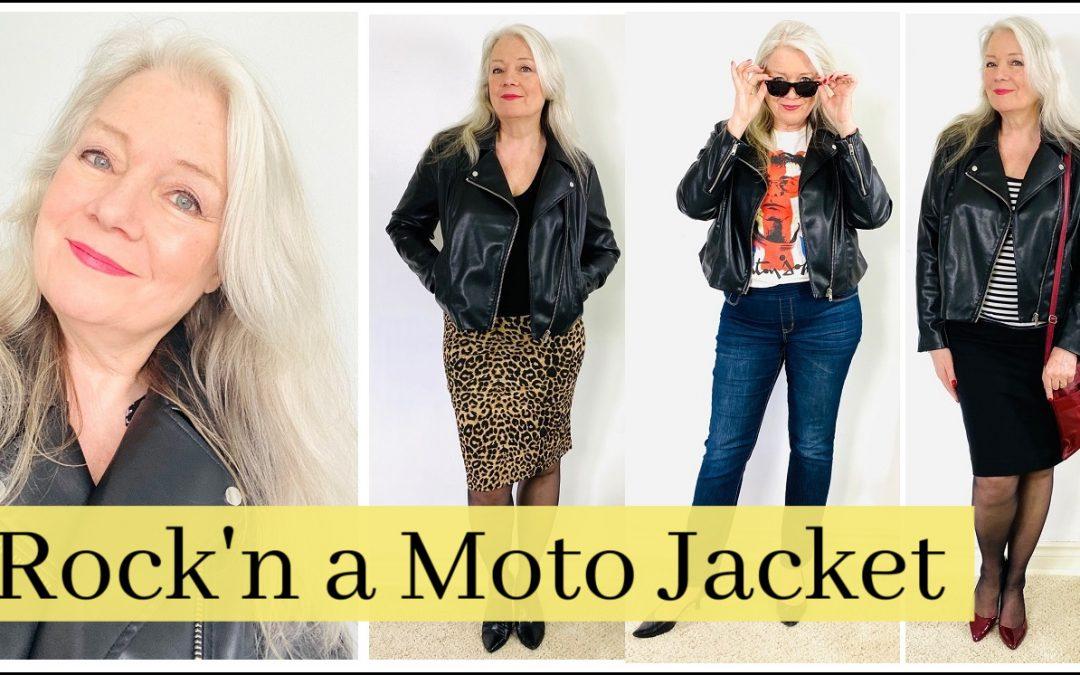 Rock'n a Moto Jacket