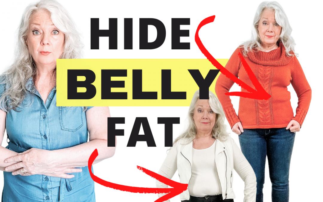 5 Ways to Hide Tummy & Belly Fat