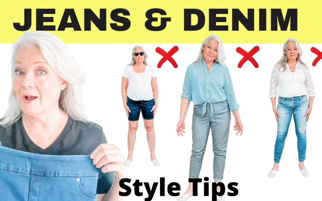 Styling Jeans & Denim Outfits