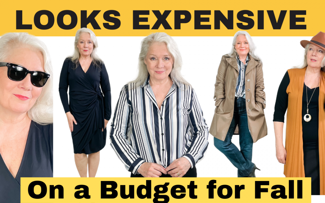 Expensive Looking Fall Fashion on a Budget