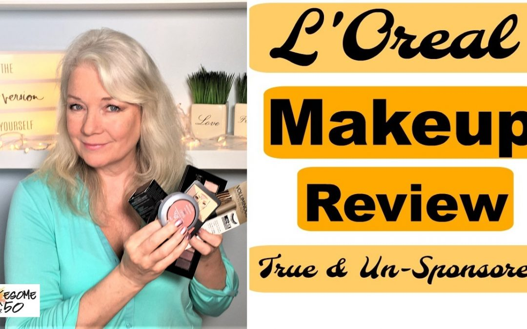 L'Oreal Makeup Review