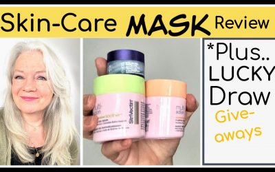 Skin-Care Masks, A StriVectin Video Review + Eye Cream Tutorial