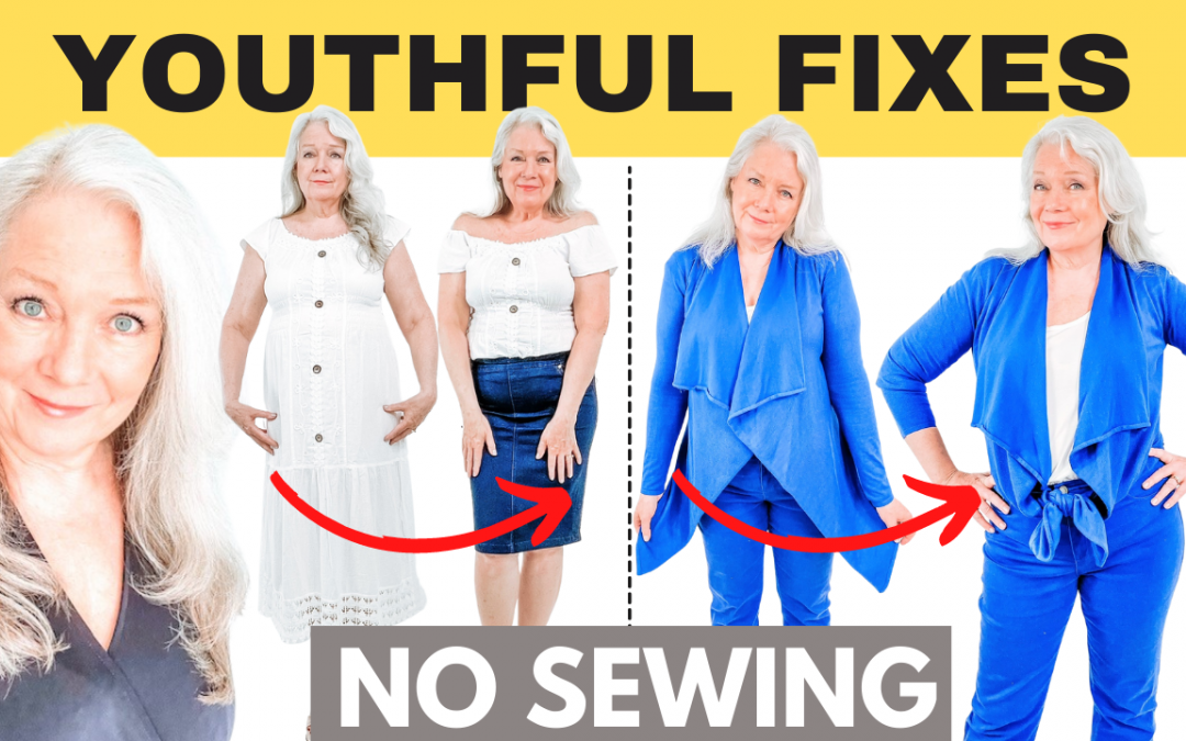 6 More, Fashion Styling Tips to Look More Youthful
