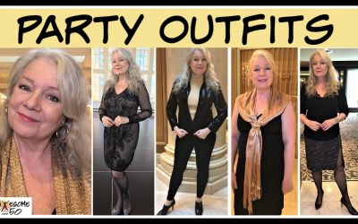 Fashion over 50 | Party Looks