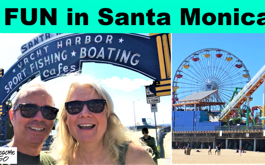 Tag along on Our Trip to Santa Monica