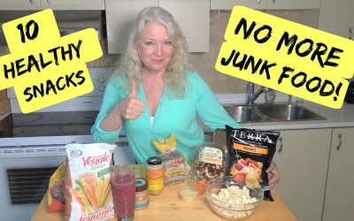 My Top 10 Healthy, Quick Snacks or Light Lunches