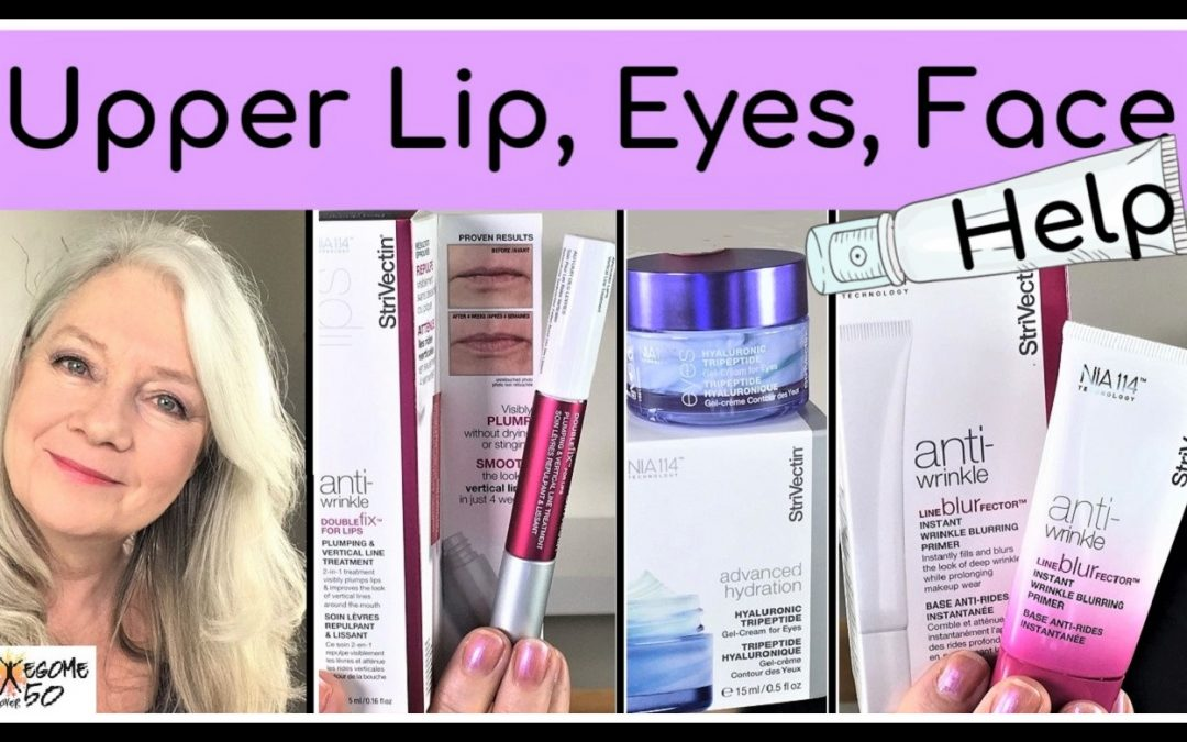 Upper Lip, Eyes & Wrinkle Help Products Review