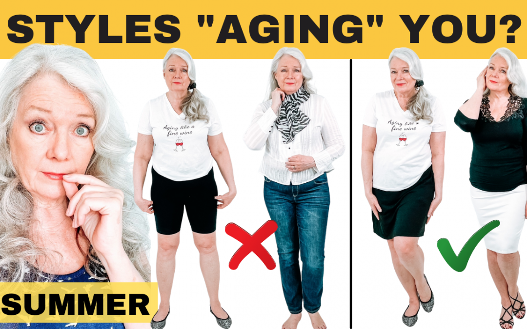 Summer Styles That Age You