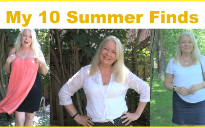 Top 10 Ten Summer Fashion, Shoes & Accessory Finds