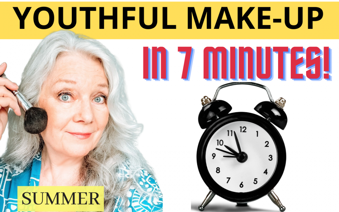 7 Minute Makeup for Summer