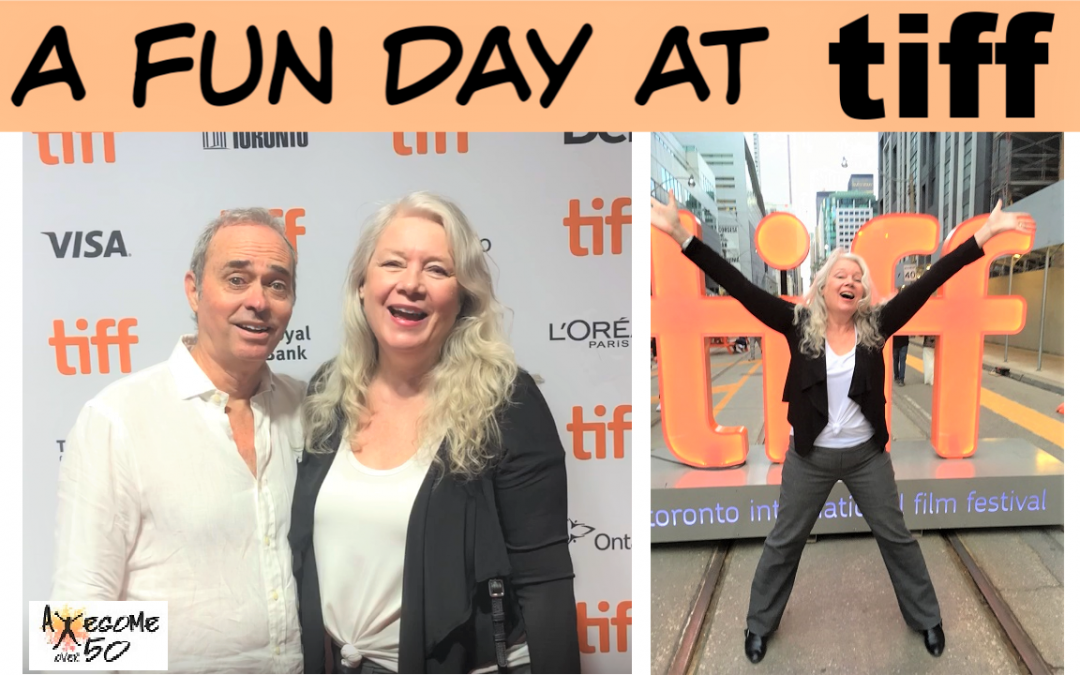 Fun at the Film Festival (Tiff )