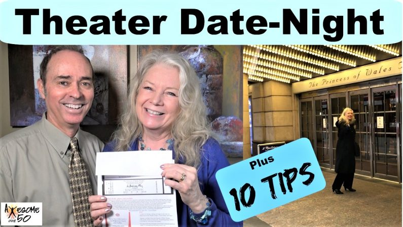 Tag-Along with Us & Tips to Going to the Theater